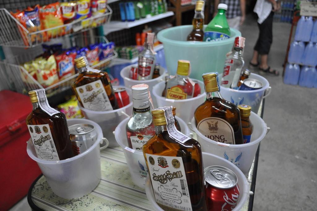 сколько алкоголя можно ввозить в таиланд 2017 фото можно